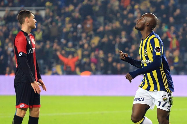 Moussa Sow: Galatasarayda oynamayı çok isterim