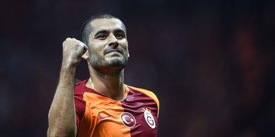 Galatasaray Bursaspor maçından kareler