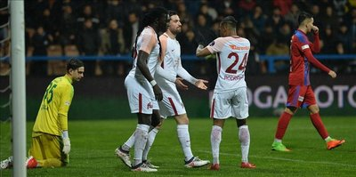 Galatasaray crush bottom-placed Karabukspor 7-0