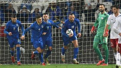 Vedat Muriqi'nin golü yetmedi | Kosova - Gürcistan: 1-2 (MAÇ SONUCU - ÖZET)