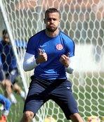 Antalyaspor'da Chico rekor için sahaya çıkacak