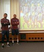 Trabzonspor, 2010-2011 sezonu kadrosunun önünde poz verdi