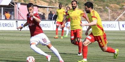 Yeni Malatyaspor farklı yenildi