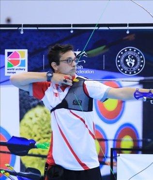 Turkish archers win 2nd gold in European championship