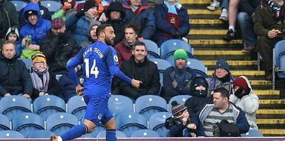Cenk Tosun ilk golünü attı ama Everton kazanamadı / İZLEYİN