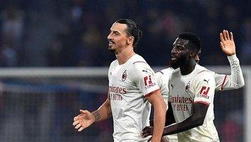 Ibrahimovic'ten kariyerinde bir ilk! Bologna maçında...