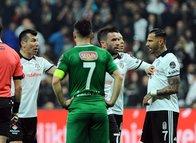 Beşiktaş'ta flaş kavga! Quaresma ve Medel...