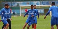 Kasımpaşa Yeni Malatyaspor hazırlıklarına başladı