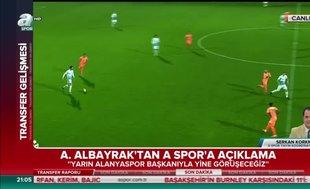 Abdürrahim Albayrak'tan A Spor'a Emre Akbaba açıklaması