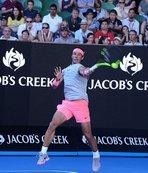 Avustralya Açık'da Nadal sürpriz yapmıyor!