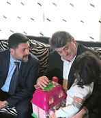 Beşiktaşlı yöneticiler, Mehmet Tutulkan'ın evine taziye ziyaretinde bulundu