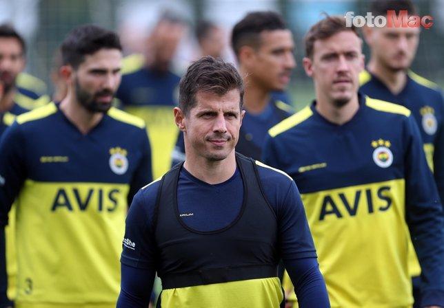 Fenerbahçe'de Ersun Yanal'dan Galatasaray derbisine bambaşka 11!