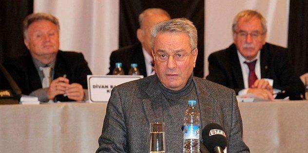 Metin Keçeli'den futbol terörü açıklaması