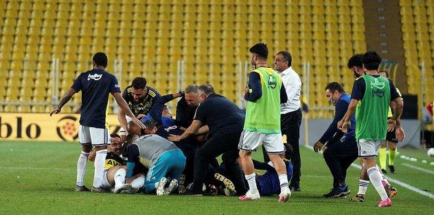Fenerbahçe 2-1 Kayserispor | MAÇ SONUCU
