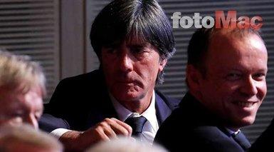 Joachim Löw: Türkiye hak etmişti