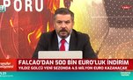 Falcao'dan 500 bin Euro'luk indirim