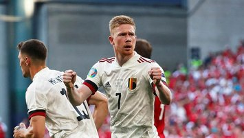 Belçika artık favori