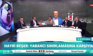 Evren Turhan: Yabancı sayısının serbest olması gerekiyor