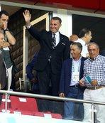 Fikret Orman: Benfica sıkıştırıyor ama...