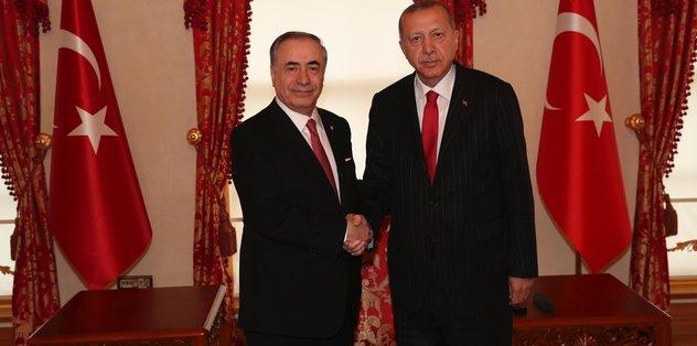 Mustafa Cengiz'den Başkan Recep Tayyip Erdoğan'a ziyaret! Peki, bu görüşmede neler konuşuldu? İşte yanıtı...