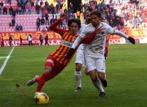 İşte Kayserispor - Ankaragücü maçından kareler!