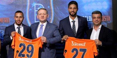 Da Costa ve Frei imzaladı