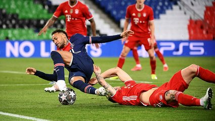 PSG oust Bayern, move to Champions League semifinals