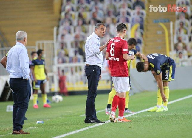 Mert Hakan gerginliğini açıkladı! Tolgay Arslan ondan hesap sordu ve transfer...