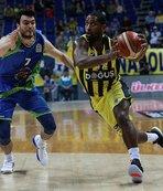 Fenerbahçe Doğuş, liderliği garantiledi