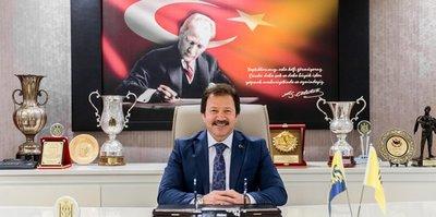 MKE Ankaragücü'nden Dışişleri Bakanı Çavuşoğlu'na ziyaret