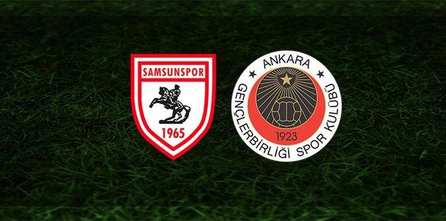 Samsunspor - Gençlerbirliği maçı ne zaman saat kaçta ve hangi kanalda CANLI yayınlanacak? - Son d...