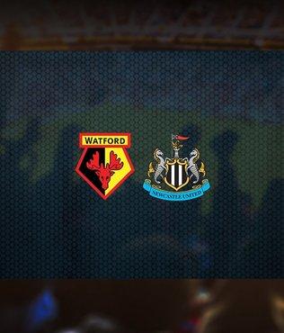 Watford-Newcastle United maçı ne zaman? Saat kaçta? Hangi kanalda canlı yayınlanacak?
