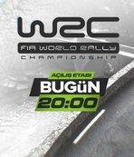 WRC Türkiye bugün A Spor'da!