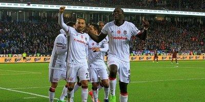 Beşiktaş'ta golcülerin büyük rekabeti