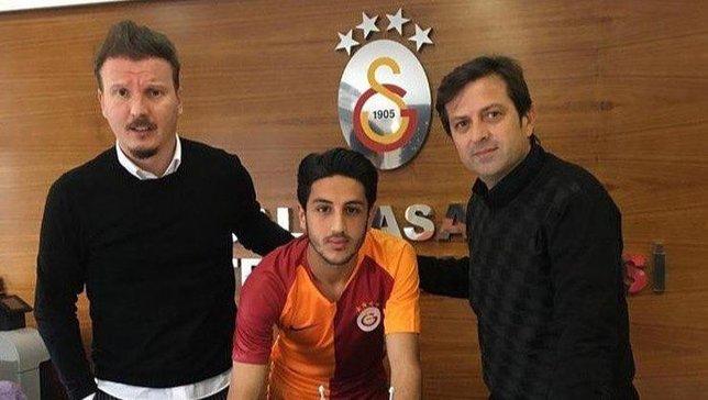 Galatasaray imzayı attırdı!