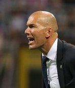 Ceballos'tan Zidane'a şoke eden cevap
