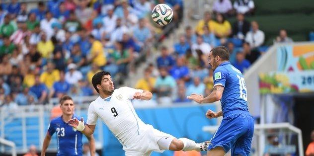 İtalya-Uruguay A Spor'da
