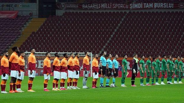 Galatasaray 1-0 Darica Genclerbirligi (MATCH SUMMARY) #