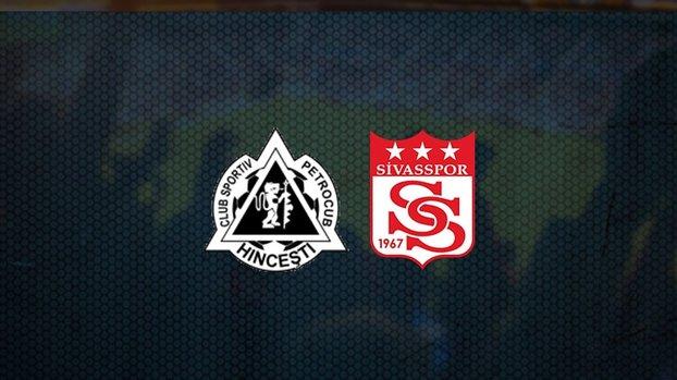 Sivasspor galibiyet peşinde! Petrocub - Sivasspor maçı ne zaman, saat kaçta ve hangi kanalda canlı yayınlanacak? Şifresiz mi?   UEFA Konferans Ligi