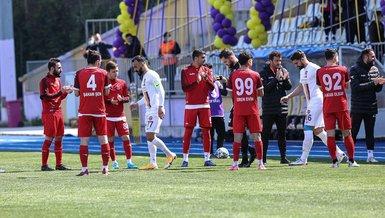 Eyüpspor ve Manisaspor FK TFF 1. Lig'e yükselmeyi garantiledi