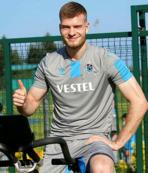 Sörloth Trabzonspor tarihine geçti!  5. gol kralı...