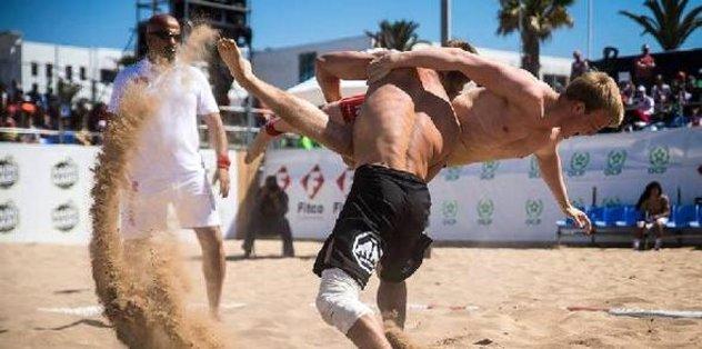 Dünya Plaj Güreş Şampiyonası Türkiye'de yapılacak