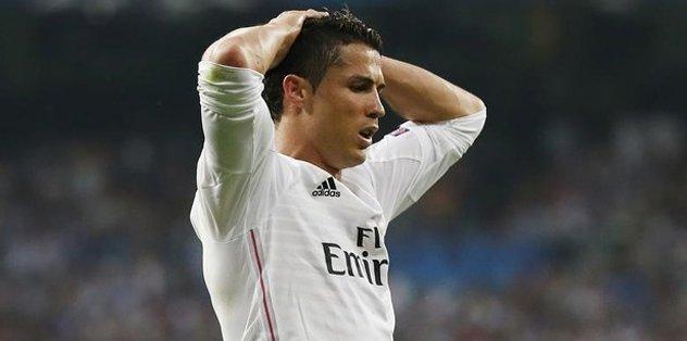Ronaldo'ya 14.7 milyon €'luk şok