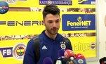 Fenerbahçe taraftarından Tolgay Arslan'a tepki