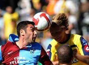 Ankaragücü - Trabzonspor TSL 32. hafta maçı