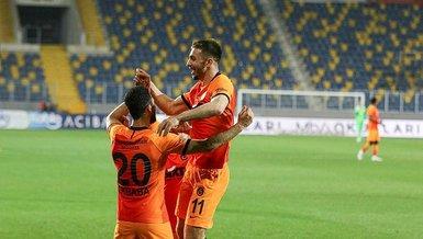 Son dakika spor haberi: Galatasaray'da şifre 6'da 6