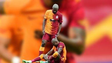 Galatasaray'da savunma çöktü! Sağlık heyeti...