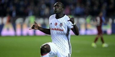 Aboubakar'dan 65 dakikada 1 gol