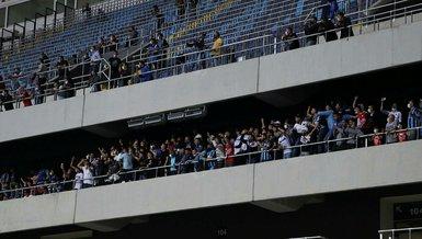Son dakika spor haberi: Adana Demirspor-Giresunspor maçındaki seyirci sosyal medyada gündem oldu