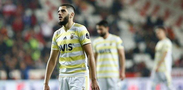 Fenerbahçe'de Benzia'nın 5 ülke peşinde